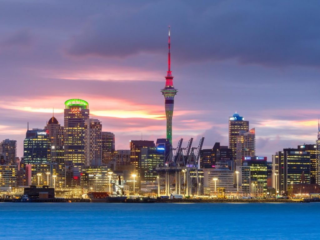 The most expensive cities: Auckland