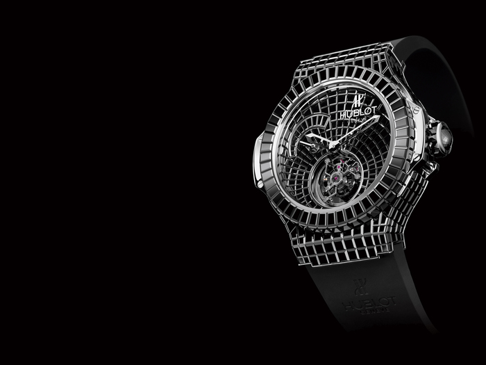 HHublot Black Caviar Big Bang expensive watches