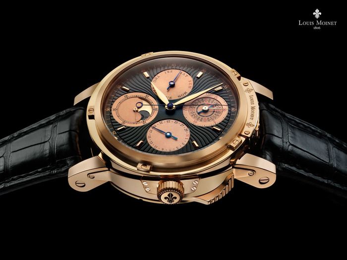 Louis Moinet Magistralis expensive watches